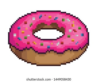 Simpsons Donut Stock Illustrations Images Vectors