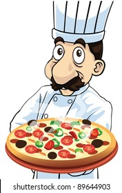 The Pizza Chef