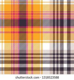 plaid tartan fabric seamless texture print pattern background сheck