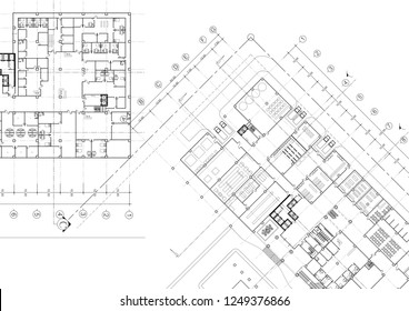 Plan of the Hospital