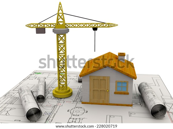 Planning Home Concept - 3D