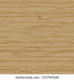 Plywood texture with natural pattern. Close up Wood grain background.  Light wooden table with a crack