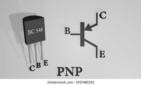 PNP transistor is a semiconductor electronic device that is used in many electronic devices.
