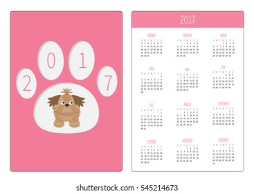 Babys Calendar Year 2012 Photo Frames Stock Vector Royalty Free