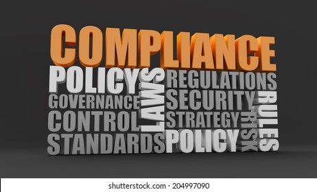 Policy, laws and compliance