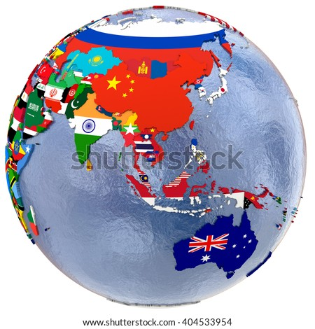 Royalty Free Stock Illustration Of Political Map Southeast Asia