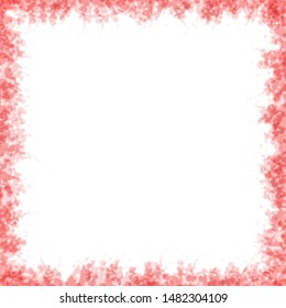Pop the red squares on a white background, use as a picture frame, use as a background image, modern graphic design, vintage style, wide background, change the style as you like.