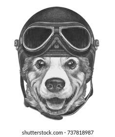 Casque Moto Face Stock Illustrations Images Vectors