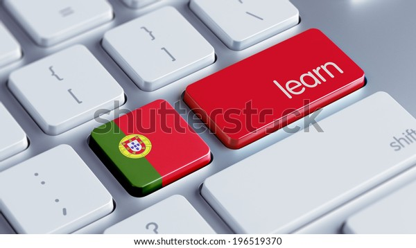 Portugal High Resolution Learn Concept