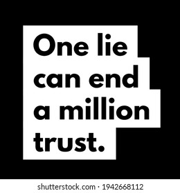 Quotes why lie The 60