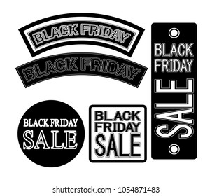 posters for advertisement Black Friday
