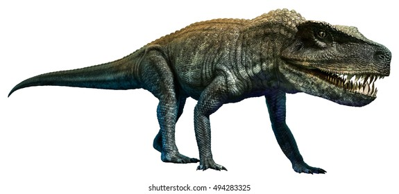 Postosuchus 3D illustration