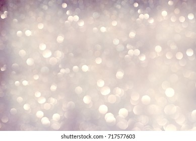 powder pink and gray abstract bokeh background, shining lights, holiday sparkling atmosphere, celebration ambient