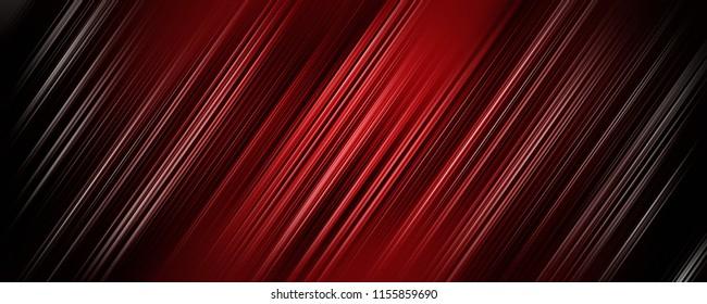 Powerful stripe panorama background design illustration