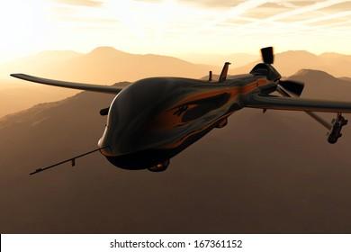 Predator MQ1 Type Drone