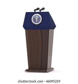 The presidential pedestal