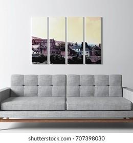 canvas print images stock photos vectors shutterstock