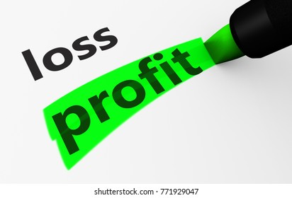 profit and loss statement 画像 写真素材 ベクター画像 shutterstock