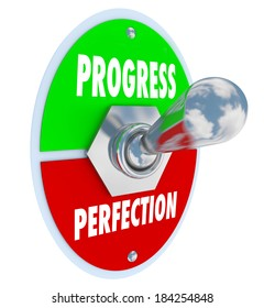 Progress and Perfection Toggle Switch Improvement