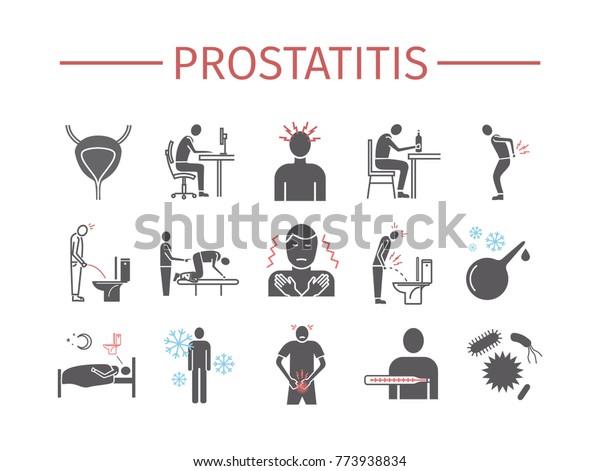 la prostatitis puede correr en la familia