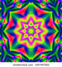 PSYCHEDELIC ART. NEW TECHNIQUES OF ARTISTIC EXPRESSIVENESS . bright combination of colors . amazing colors drawings psychedelic content.