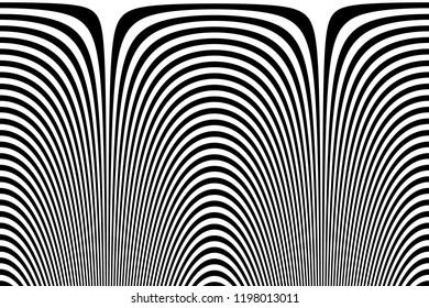 Psychedelic background illustration