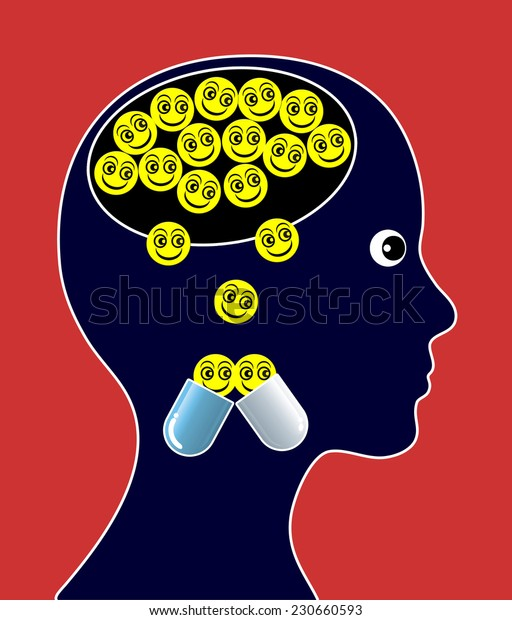 Psychoactive Drugs. Psychiatric medicines impact mood and behavior in the brain