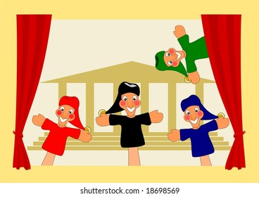 Punch and Judy policy 1 - jpeg version.