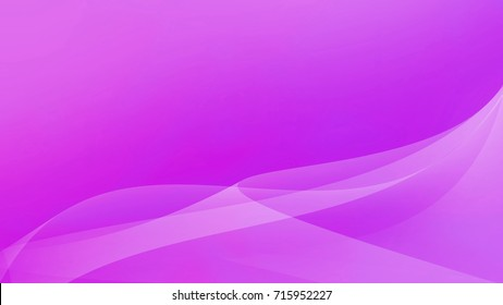 purple abstract background with smooth lines