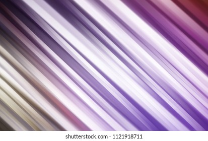 Purple background with diagonal lines. Graphic oblique illustration.