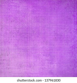 purple background linen canvas texture brush strokes, abstract purple background lilac lavender pastel color soft faded vintage grunge background texture layout purple paper wallpaper or wall brochure