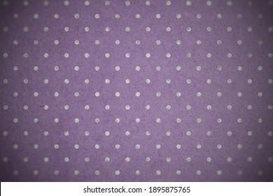 purple colour background and grey colour dots
