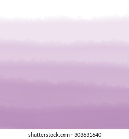 Purple Ombre Watercolor Background
