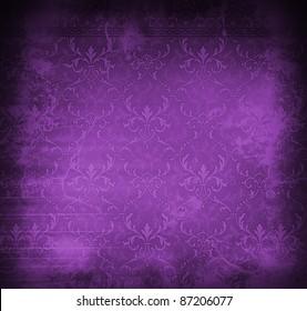 purple paper