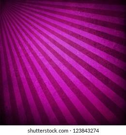 purple pink background retro striped layout, sunburst abstract background texture pattern, vintage grunge background sunrise design, old black border, bright colorful fun paper, valentine background