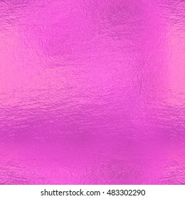 Purple pink foil, seamless metallic background for Christmas holidays