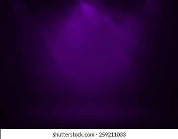 Purple stage background