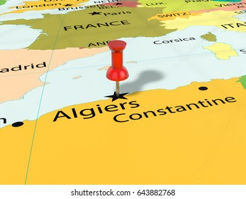 Map France 945.Algiers Map Images Stock Photos Vectors Shutterstock