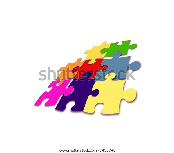 Puzzles - graphic image