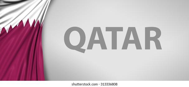 Qatar Flag, Qatari Background Doha