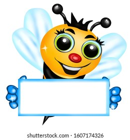 queen bee who advertises natural products