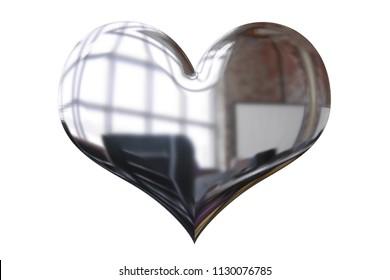 a quicksilver heart