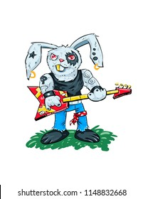 rabbit  the rockstar