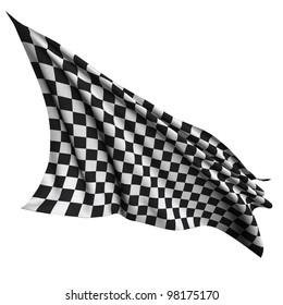 Race flag - World flags