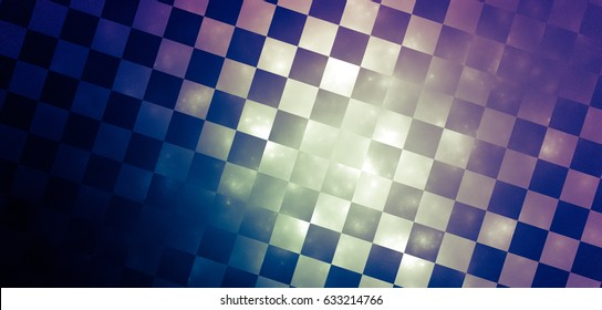 Racing abstract background. It contains elements of the checkered flag, suitable for design of the categories of speed, racing, rally, sports