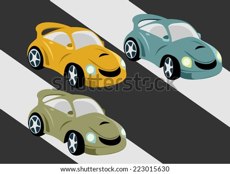 Racing Cars Symbols Sports Stock Illustration 223015630 Shutterstock