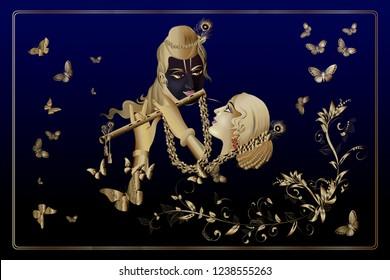 radha krishna hd image living 260nw 1238555263