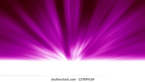 Radial abstract background