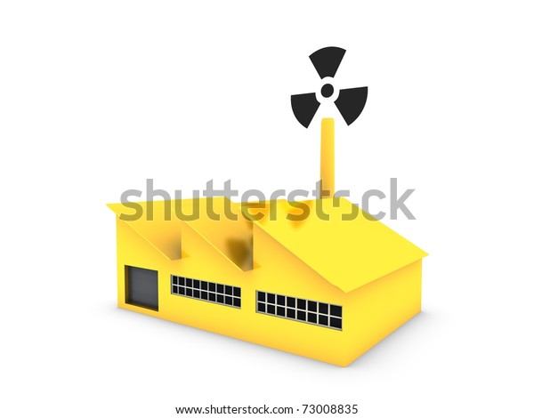radioactive factory
