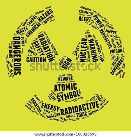 Royalty Free Stock Illustration Of Radioactive Warning Sign Symbol